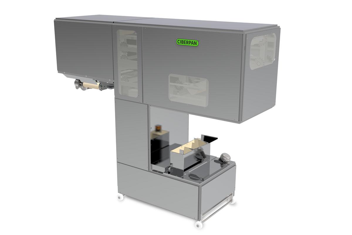 Static Intermediate Proofer Model C93 Ciberpan Maquinaria De Panaderia